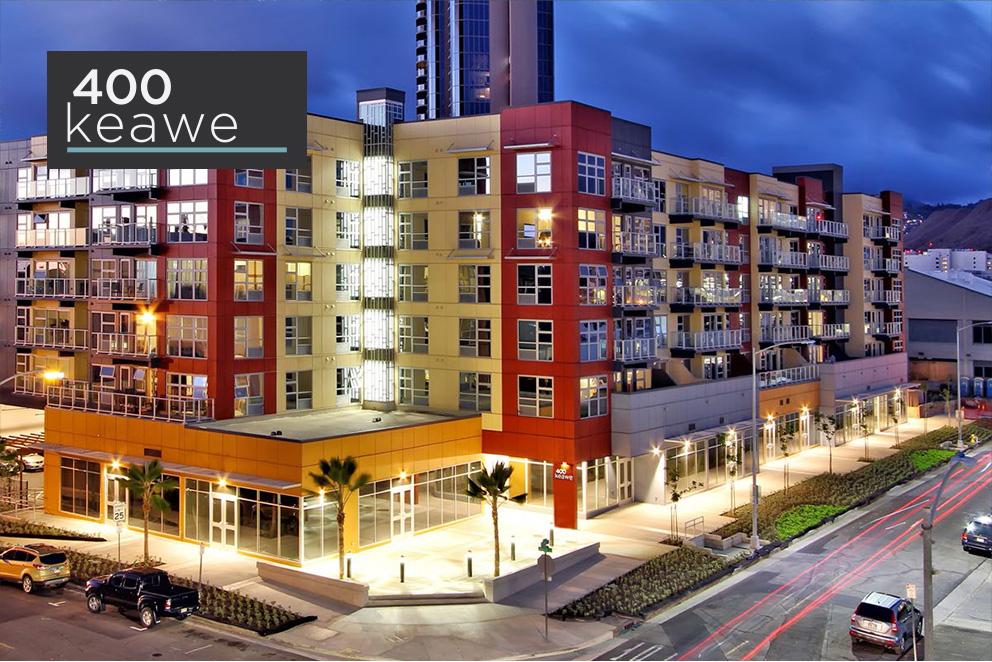 400 Keawe Building