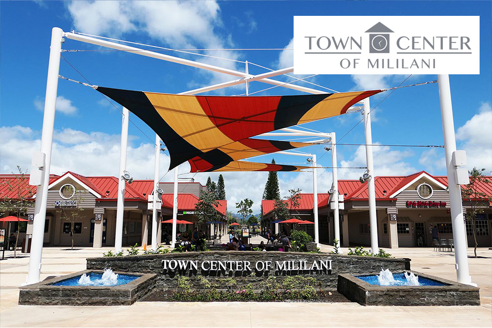 The Town Center of Mililani