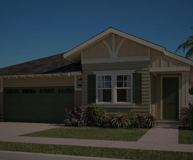 Variety of Koa Ridge Home Styles