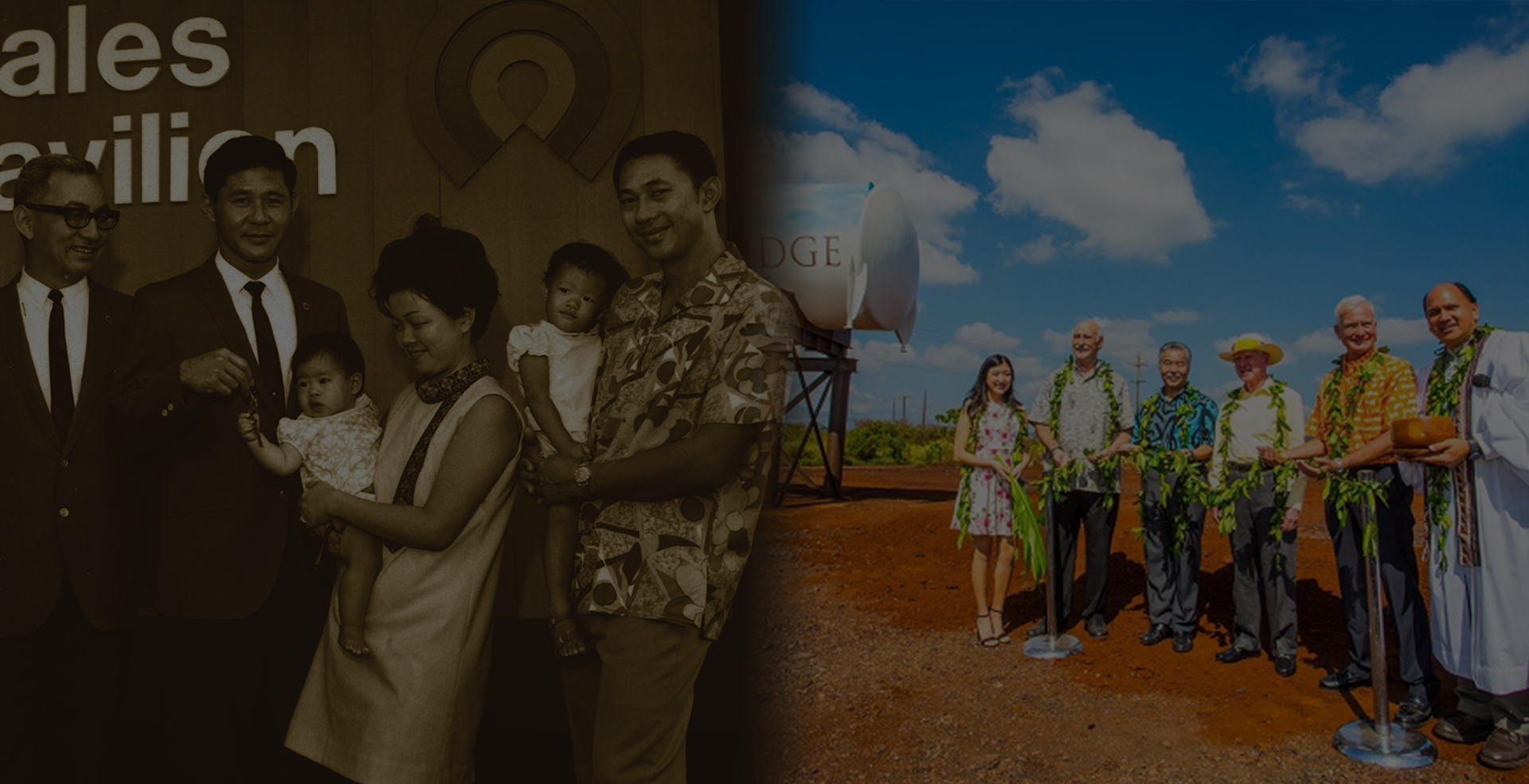 About Castle & Cooke Homes Hawai'i