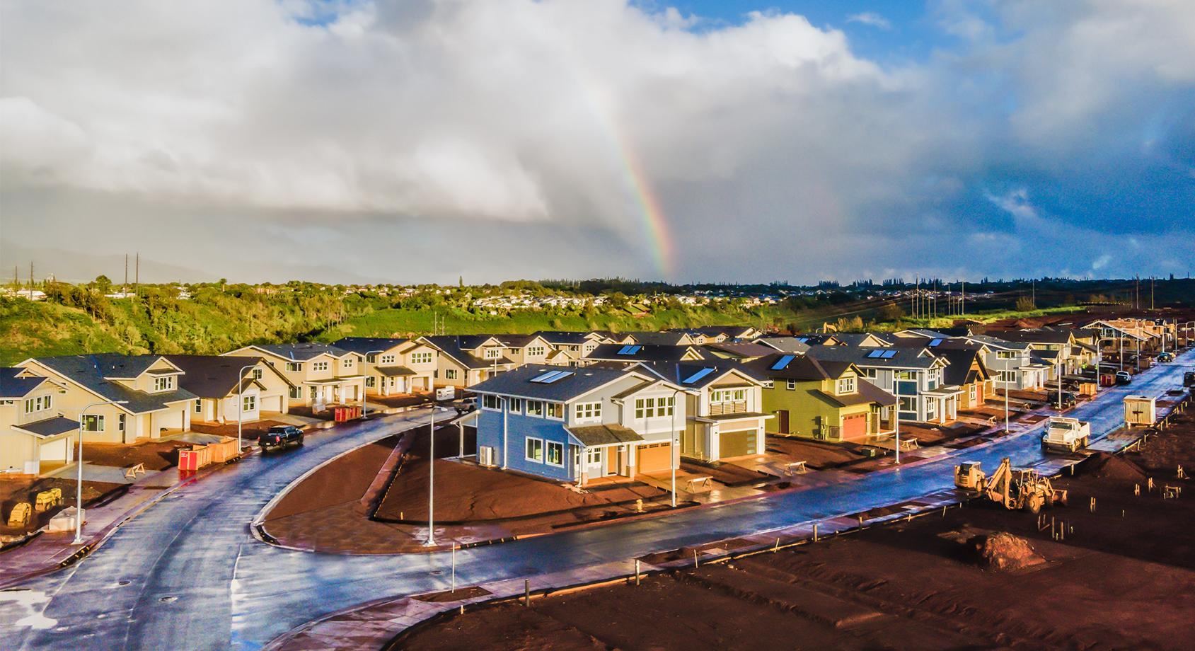 November 11 Nanea at Koa Ridge Phases I & II Rainbow