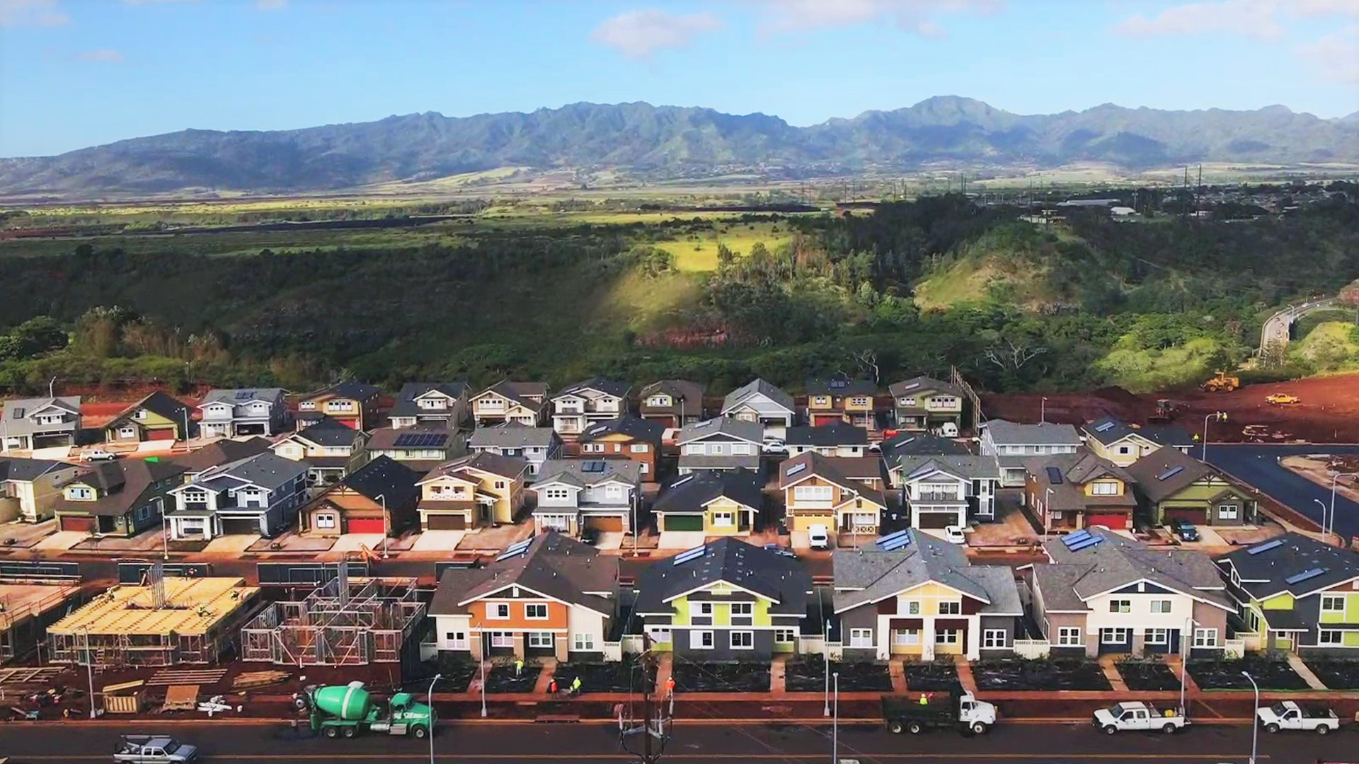 Koa Ridge Construction (12.30.20)