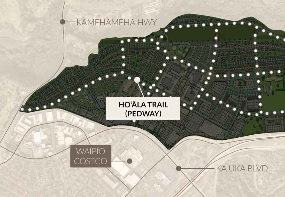 Koa Ridge Community Master Plan